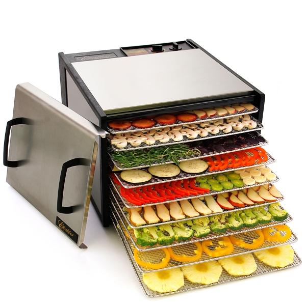 Дегидраторы (сушилки для овощей и фруктов)