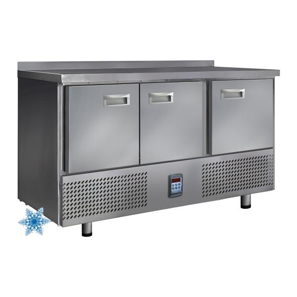 Низкотемпературные холодильные столы с распашными дверями