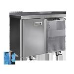 Универсальные холодильные столы с распашными дверями