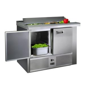 Столы холодильные для салатов