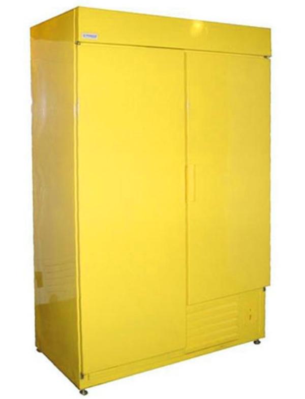 Холодильные шкафы с полимерным покрытием
