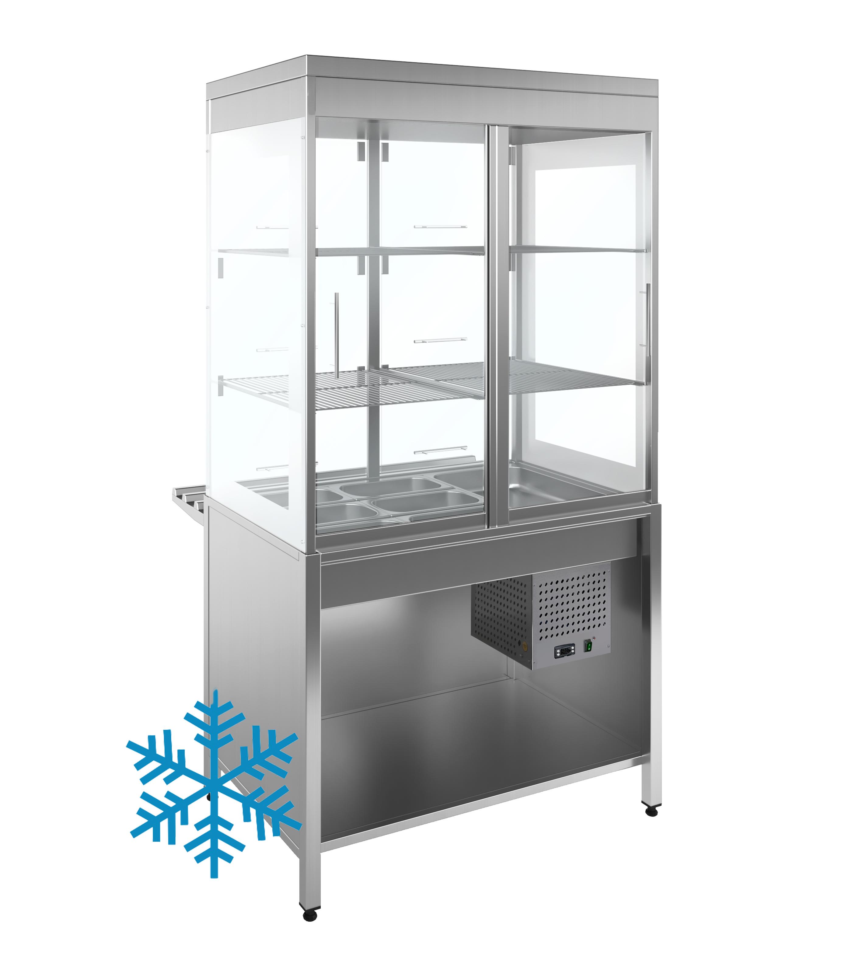 Холодильные линии раздачи