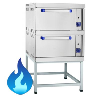 Шкафы жарочные газовые