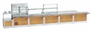 Электрический мармит кухонный 2-х блюд ЭМК-70Х-03 0