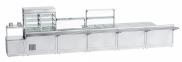 Прилавок для столовых приборов и подносов ПСПХ-70Х 4