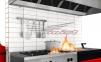 Система пожаротушения кухонного оборудования ROTAREX FIREDETEC F/K 2