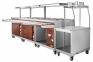 Прилавок холодильный высокотемпературный передвижной для самообслуживания ПВВ(Н)-70ПМ-01-НШ 3