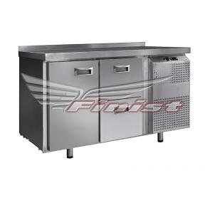 Стол холодильный СХС-600-1/2