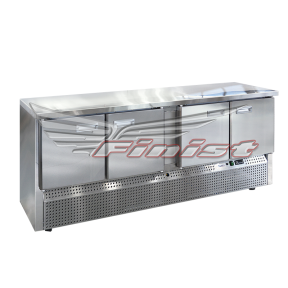 Холодильный стол с охлаждаемой столешницей СХСнос-700-4