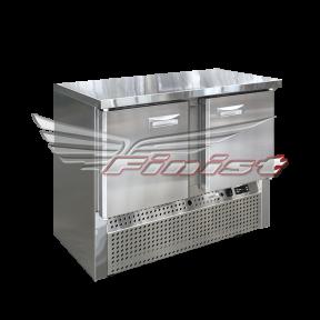 Холодильный стол с охлаждаемой столешницей СХСнос-700-2