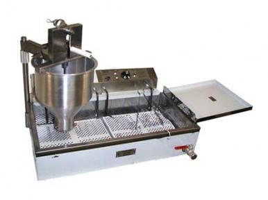Пончиковый аппарат ручной с приводом ПРФ-11/300М