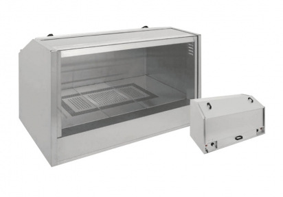 Тепловая конвекционная витрина для попкорна на 250л ВН-1.10М