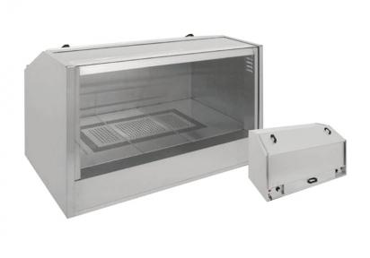 Тепловая конвекционная витрина для попкорна на 330л ВН-1.10L