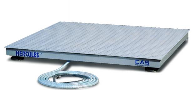 Весы платформенные CAS 5HFS 1520