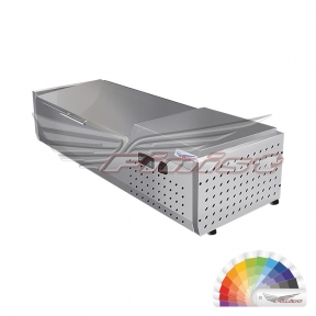 Настольная холодильная витрина «ToppingBox» с крышкой - НХВкр