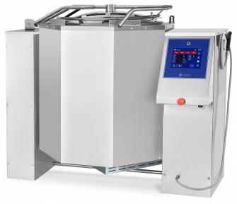 Котел пищеварочный электрический с функциями опрокидывания КПЭМ-350-ОМ2