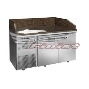 Стол холодильный для пиццы СХСпцгб-700-2