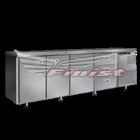 Стол холодильный СХС-600-3/3