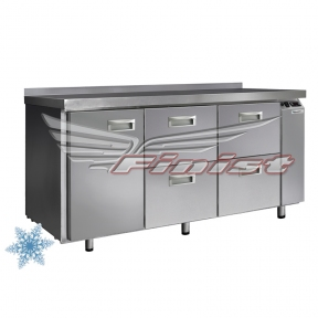 Низкотемпературный холодильный стол НХС-600-1/4