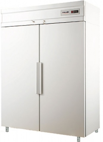 Холодильный шкаф с металлическими дверьми CV114-S