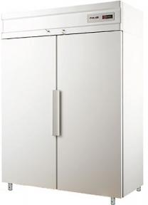 Холодильный шкаф с металлическими дверьми CC214-S