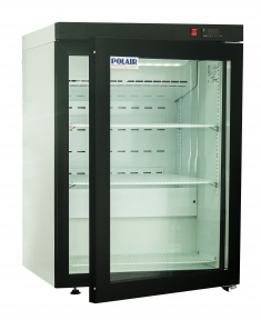 Холодильные шкафы со стеклянными дверьми DM102-Bravo