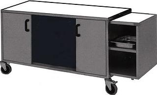 Технологическая подставка на колесах Т-11А/2400