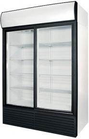 Холодильные шкафы Professionale со стеклянными дверьми BC110Sd