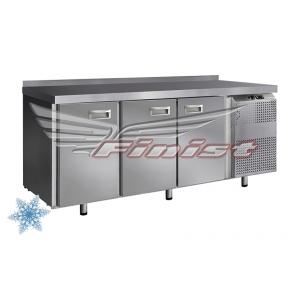 Низкотемпературный холодильный стол НХС-700-3