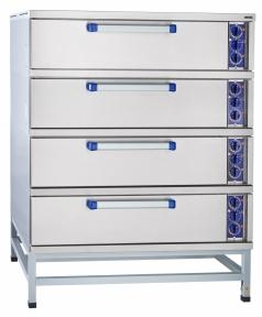 Шкаф пекарский подовый ЭШ-4К
