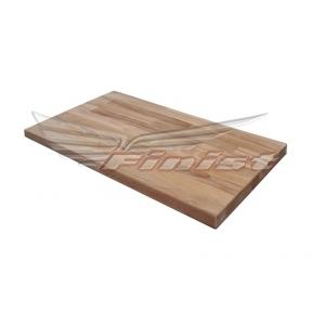 Доска разделочная деревянная буковая толщиной 20мм