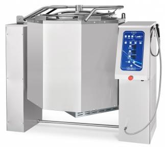Котел пищеварочный электрический с функциями опрокидывания КПЭМ-250-ОМ2