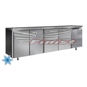 Низкотемпературный холодильный стол НХС-700-2/4
