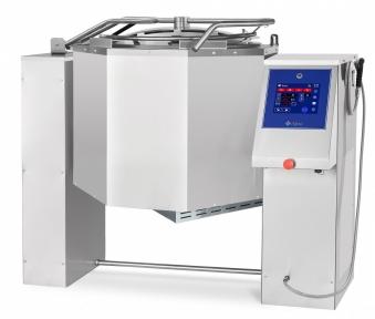 Котел пищеварочный электрический с функциями опрокидывания КПЭМ-200-ОМП