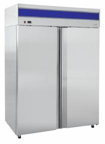 Шкаф холодильный среднетемпературный ШХс-1,4-01 нерж.