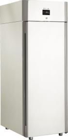 Холодильный шкаф с металлическими дверьми CV105-Sm