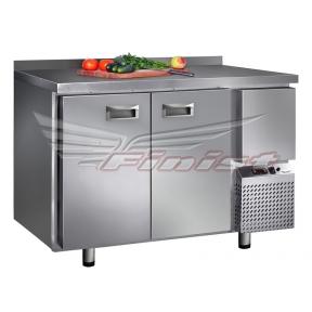 Стол холодильный СХСм-700-2