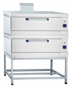 Газовый подовый пекарский шкаф ГШ-2