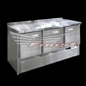 Стол холодильный СХСн-700-3