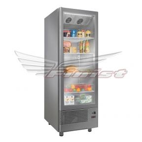 Среднетемпературный холодильный шкаф со стеклянными дверями CХШнс-0,4-600
