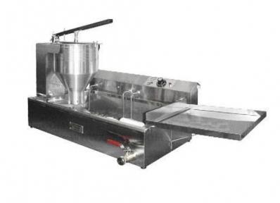 Пончиковый аппарат ручной с приводом ПР-7М