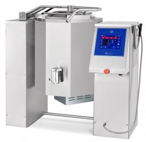 Котел пищеварочный электрический с функциями опрокидывания КПЭМ-60-ОМП со сливным краном