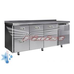 Универсальный холодильный стол УХС-600-0/6
