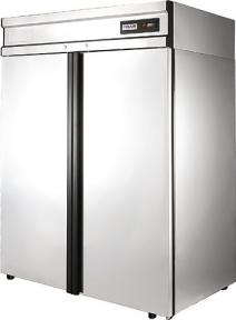 Холодильные шкафы из нержавеющей стали CV110-G