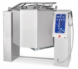 Котел пищеварочный электрический с функциями опрокидывания КПЭМ-160-ОМ2