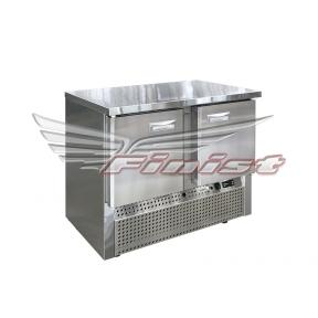 Стол холодильный СХСн-700-2
