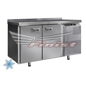 Низкотемпературный холодильный стол НХС-600-2/6