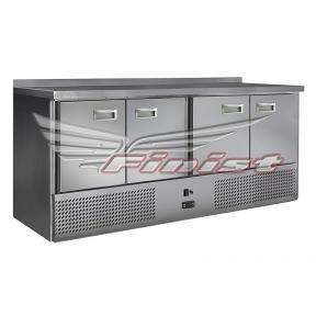 Стол холодильный для пиццы СХСнпц-700-4