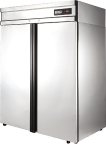 Холодильные шкафы из нержавеющей стали CM114-G