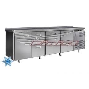 Низкотемпературный холодильный стол НХС-600-1/6